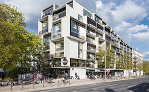 """""""Paragon Apartments"""" – a New Residential Quarters in the City Center of Berlin"""