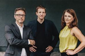 Christian Lehmhaus, Benjamin Hossbach, Christine Eichelmann