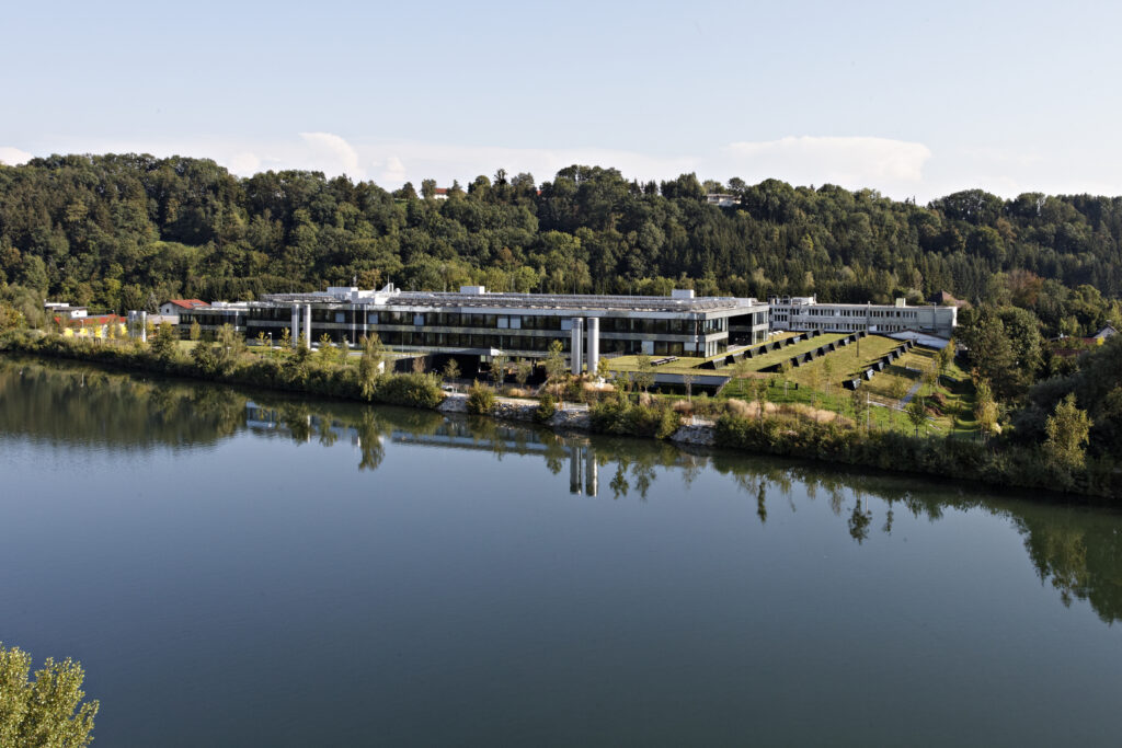 Fronius Research and Development Center, Thalheim, Austria