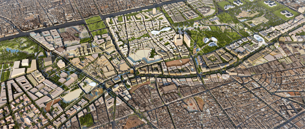 Action Area Master Plan for Transit Oriented Development